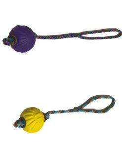 foambal aan touw