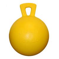 jolly tug-n-toss geel