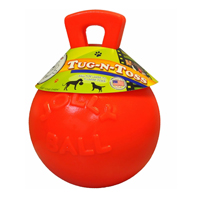 jolly tug-n-toss oranje