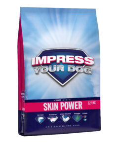 Impress Your Dog Skin Power 12,5 kg