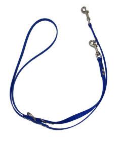 Biothane blauw